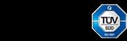 TÜV ISO 9001-certificaat