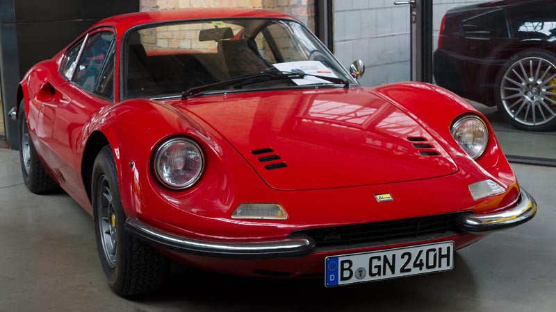 Pininfarina Ferrari Dino GTS