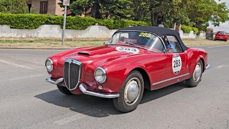 Pininfarina Lancia Aurelia