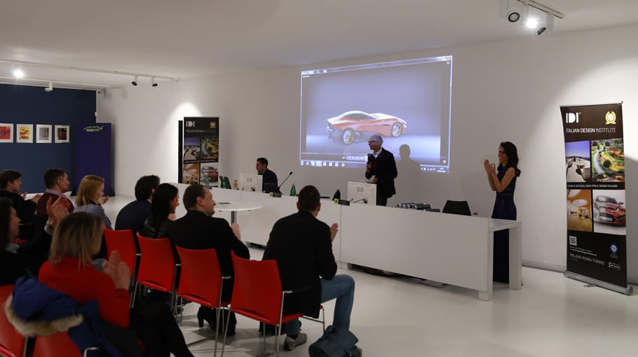 master in car design a torino full immersion e project