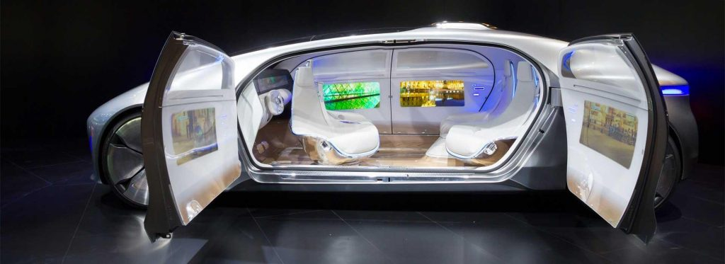 Automobili a guida automatica
