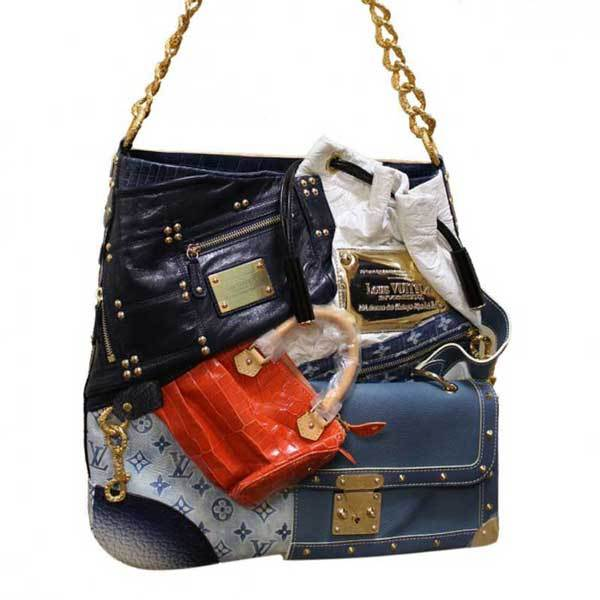 Tribute Patchwork Bag
