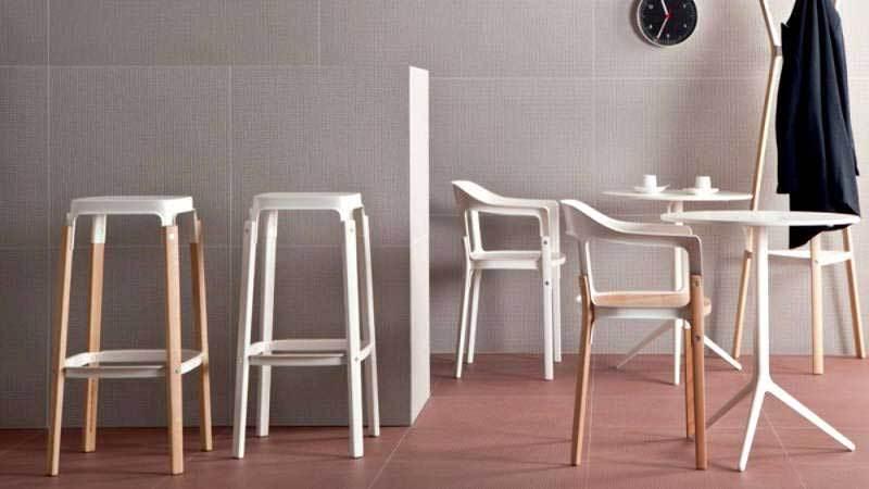 Steelwood Chair Magis