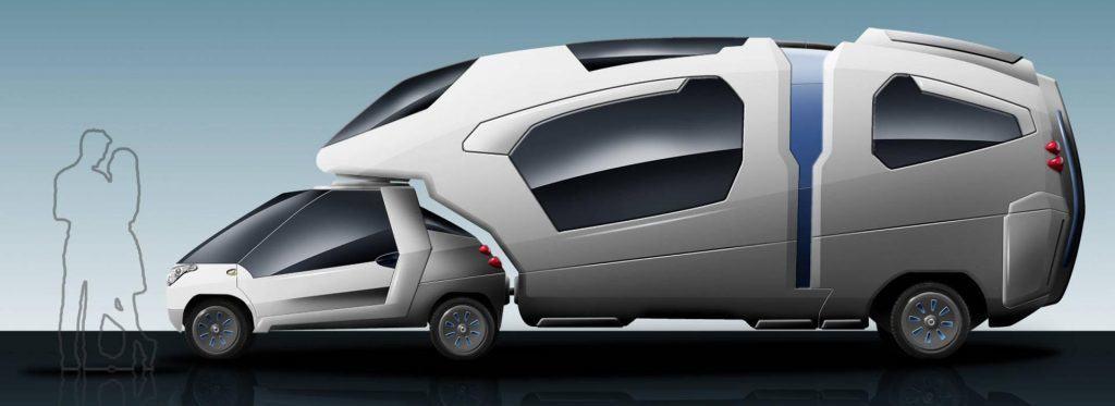 Caravan del XXI secolo