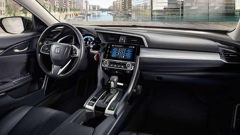 Honda Civic 2016 Interior Design