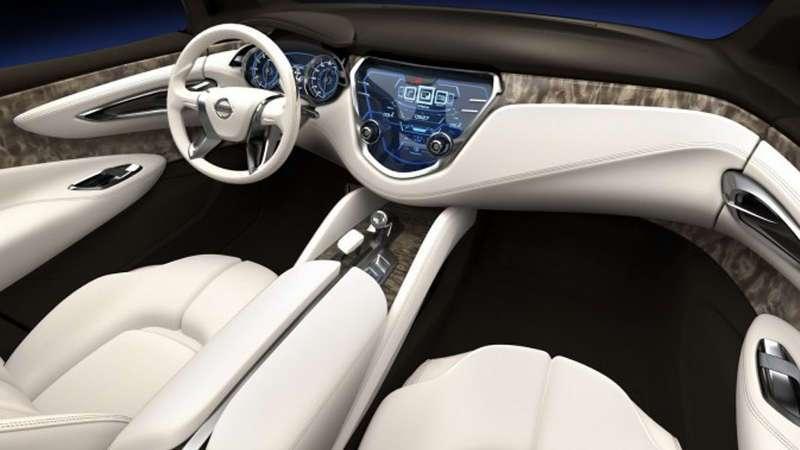 Nissan Murano Interior Design