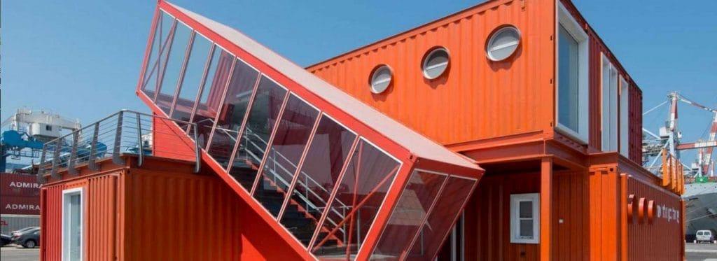 Container in Architettura