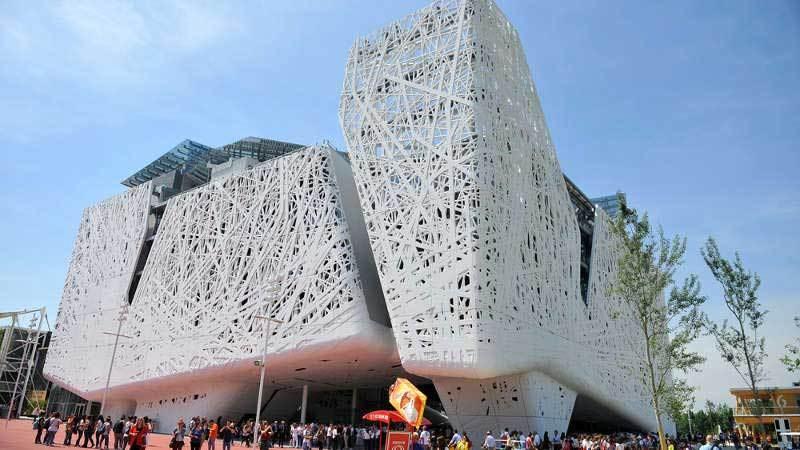 Italian Pavilion Expo Milano