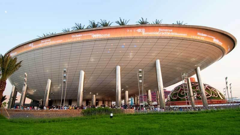 Saudi Arabia Pavilion Expo Milano