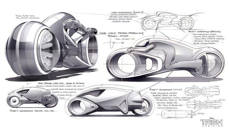 Daniel Simon Concept