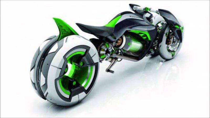 Automotive Motorbike Trend
