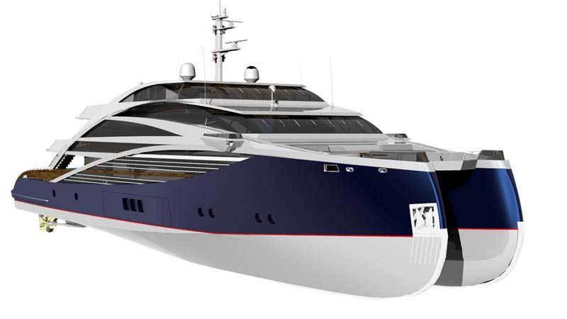 Sabdes Cat Yacht