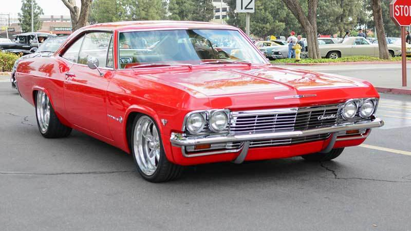 Chevrolet Impala Muscle Car