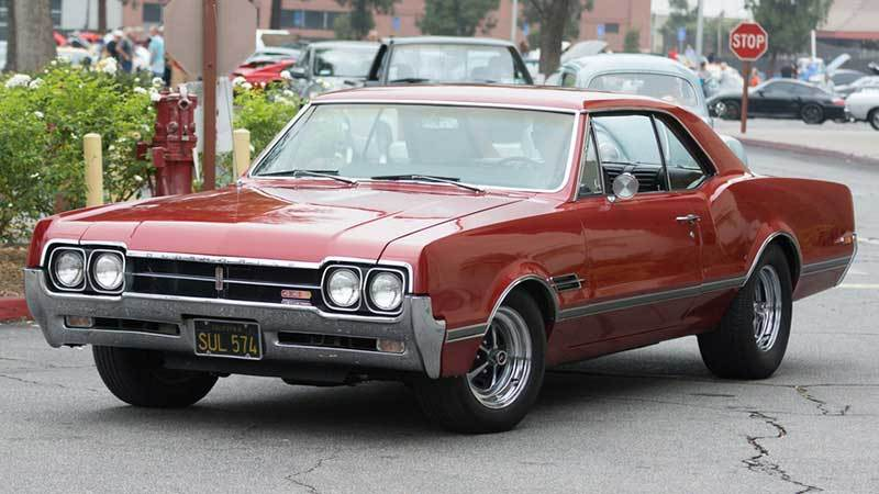 Oldsmobile Muscle Car