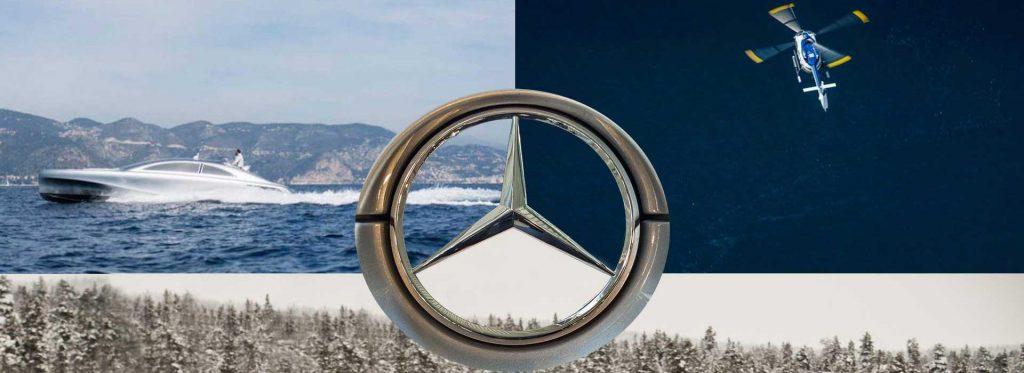 Mercedes Benz Innovazione