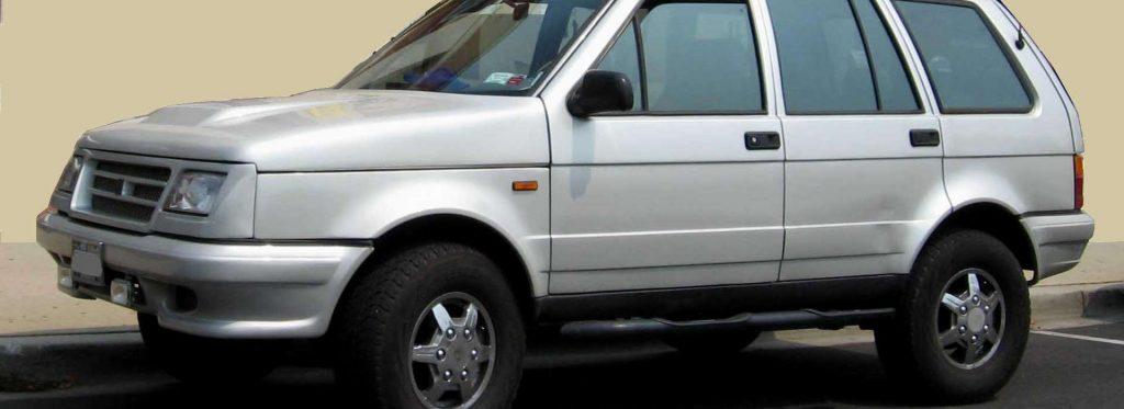Rayton Fissore Magnum SUV