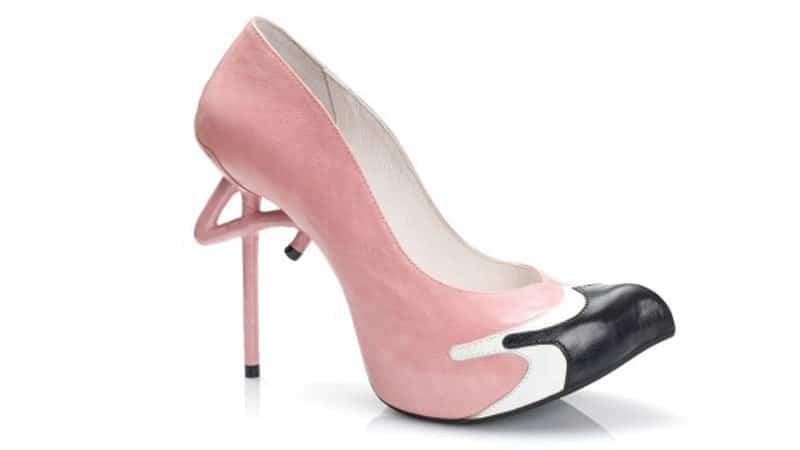 Le scarpe più strane al mondo