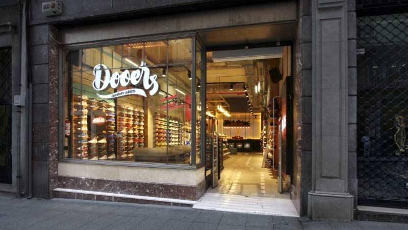 Dooers Store Design