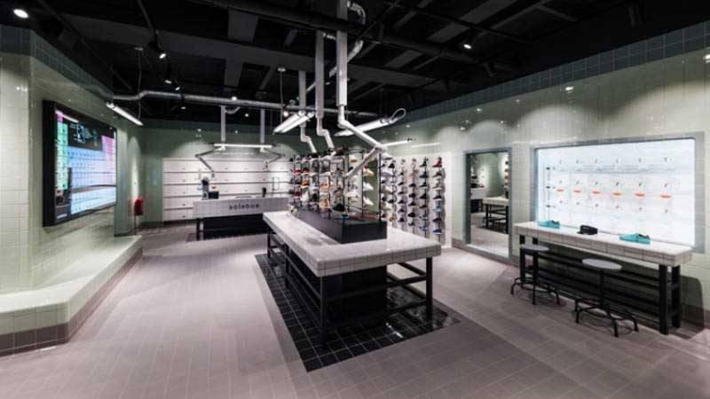 Solebox Store Design