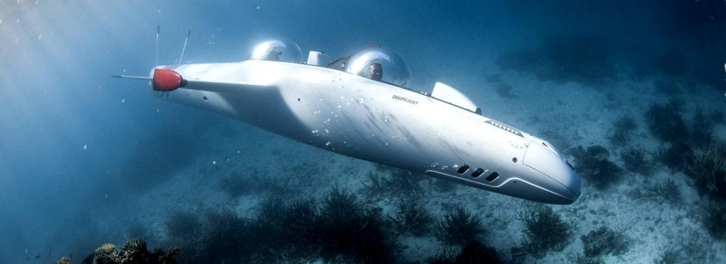 Submarine Yacht Design