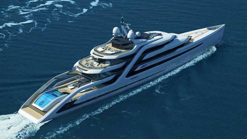 Ascendance Yacht