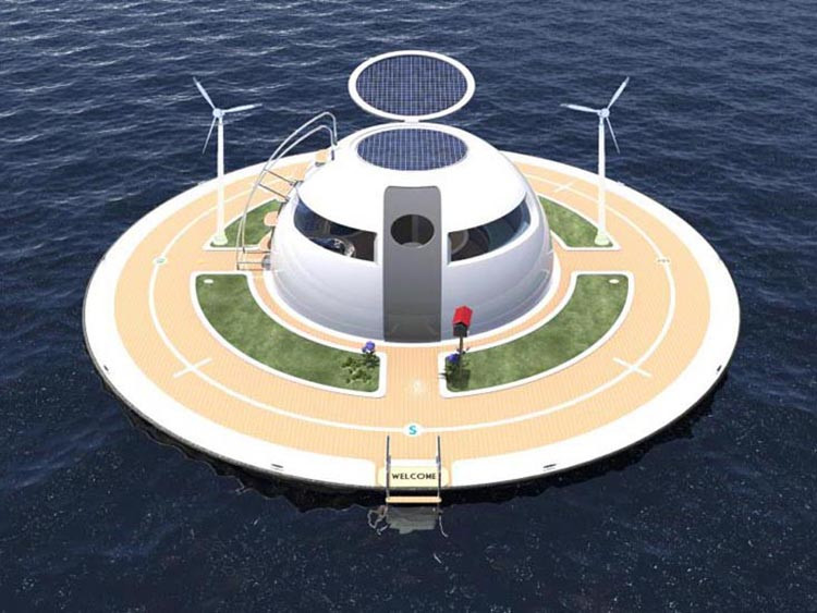 Yacht Design Project UFO