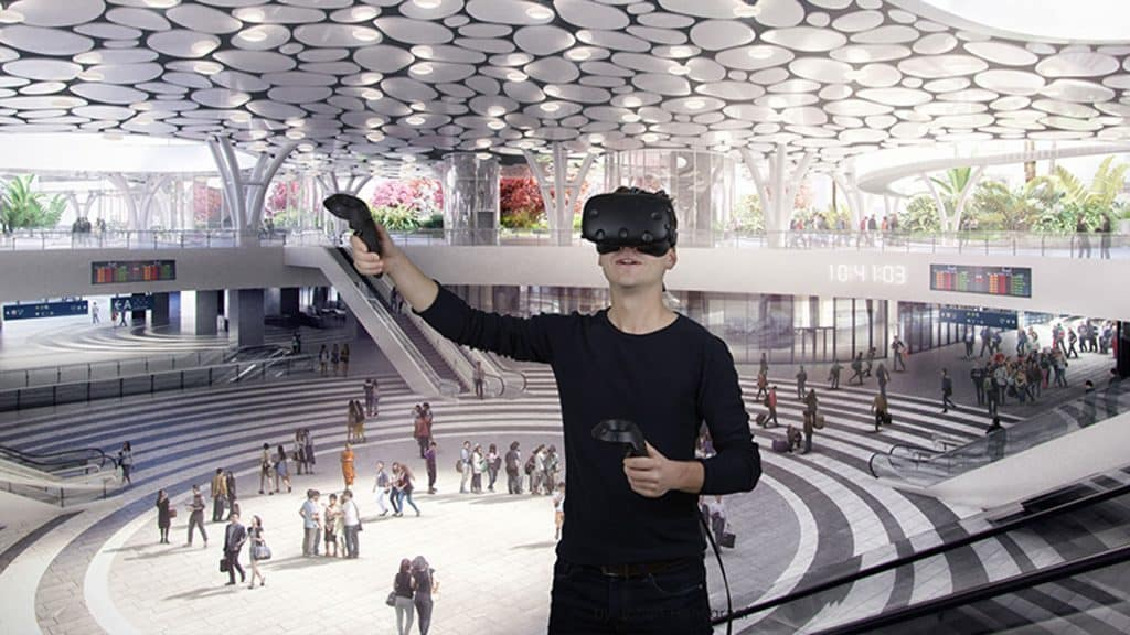 Mecanoo Augmented Reality