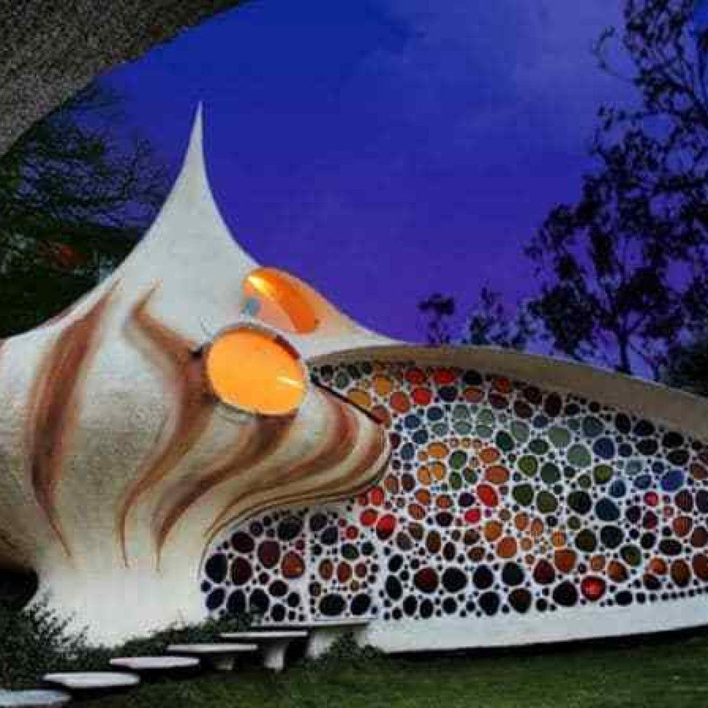 Nautilus House Bioarchitettura