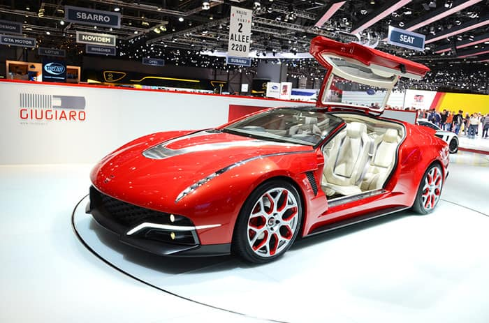 diventare car designer skills e aree di competenza italian design institute 4