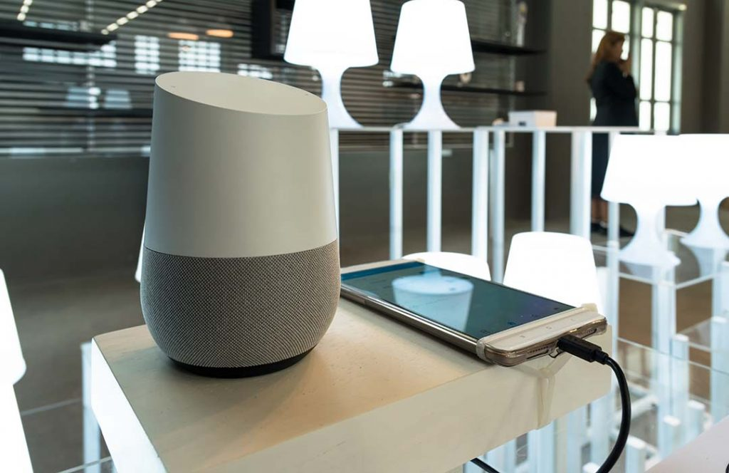 google home italian design institute