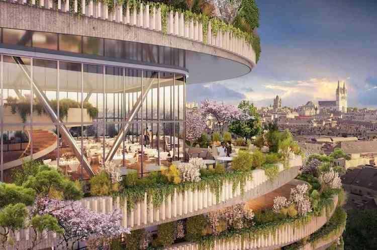 arboricole foresta verticale italian design institute 1
