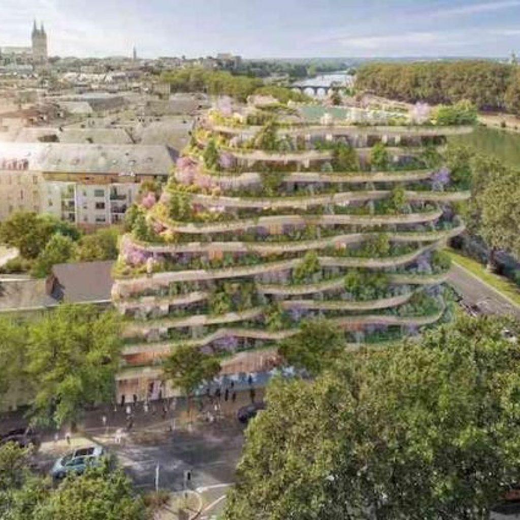 arboricole foresta verticale italian design institute