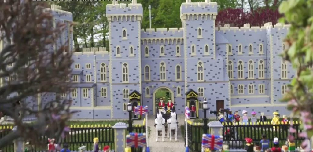 royal wedding lego 5