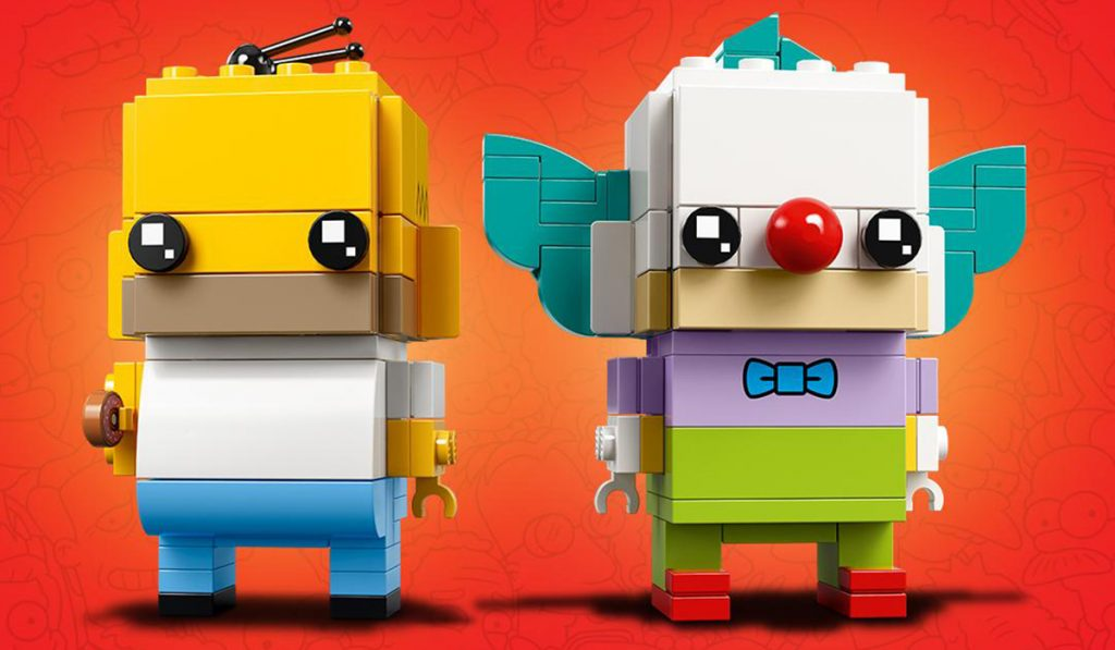 brickheadz simpson italian design institute