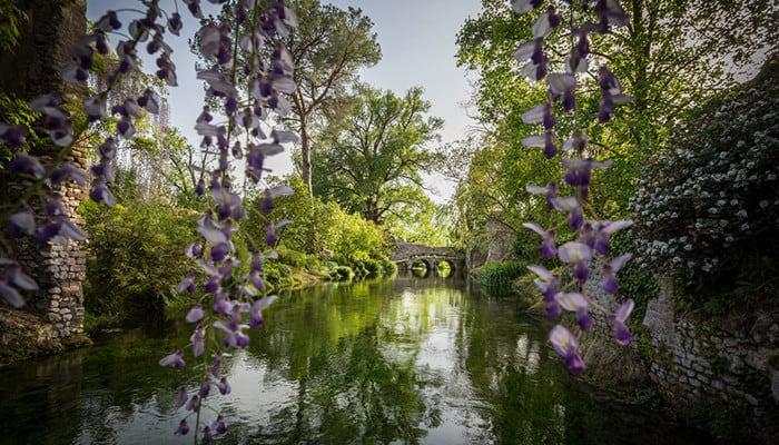 giardino di ninfa italian design institute 1
