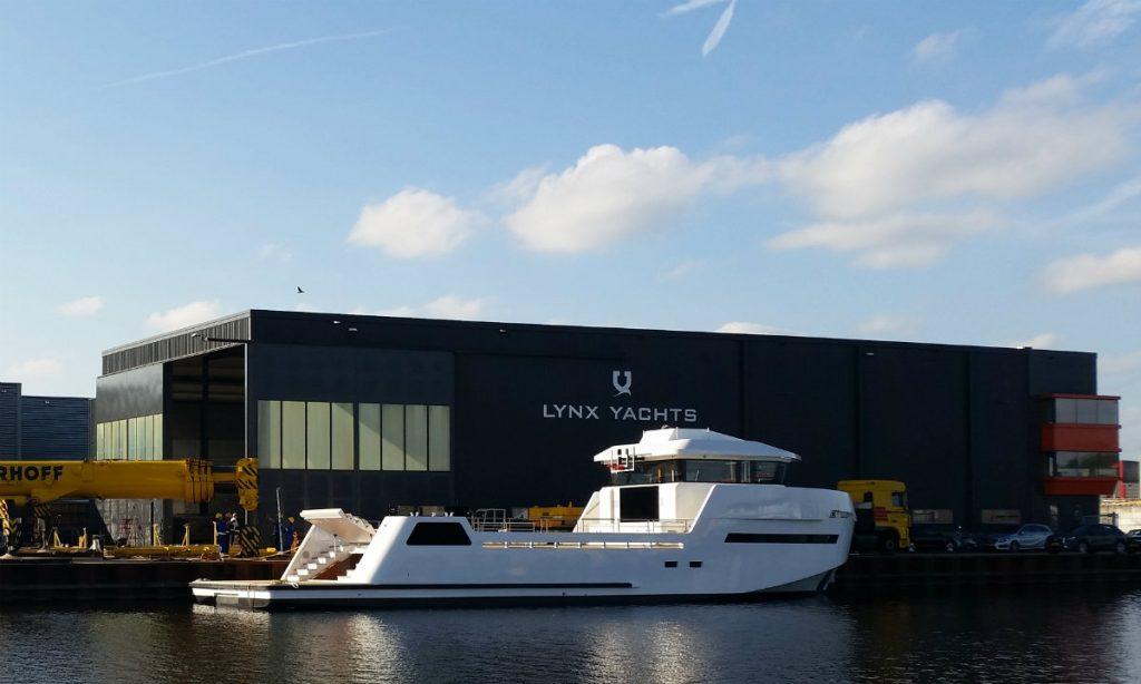 lynxt yacht talian design institute 0