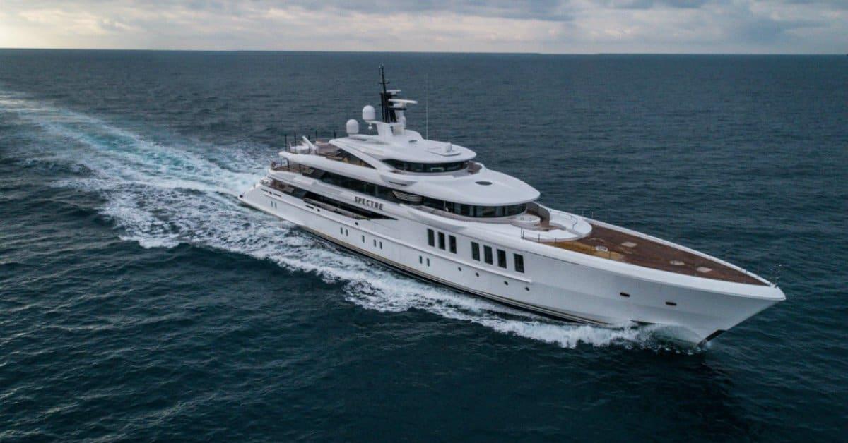 Spectre di Benetti: il super yacht si aggiudica gli Awards del settore.