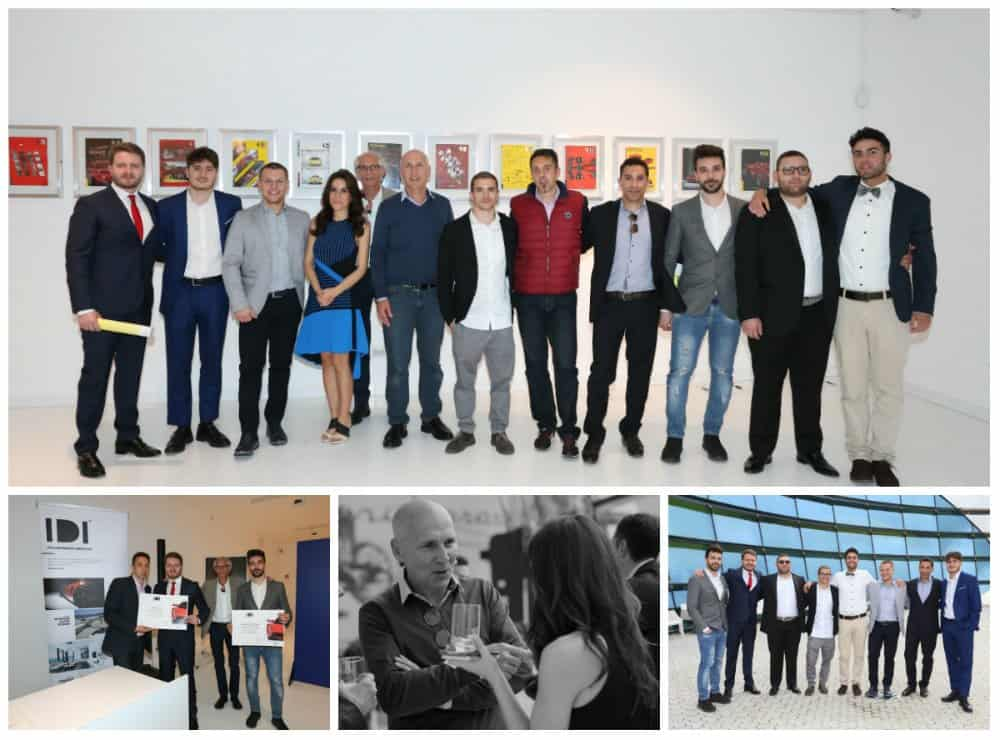 italian design institute take off day 2019 evento car design