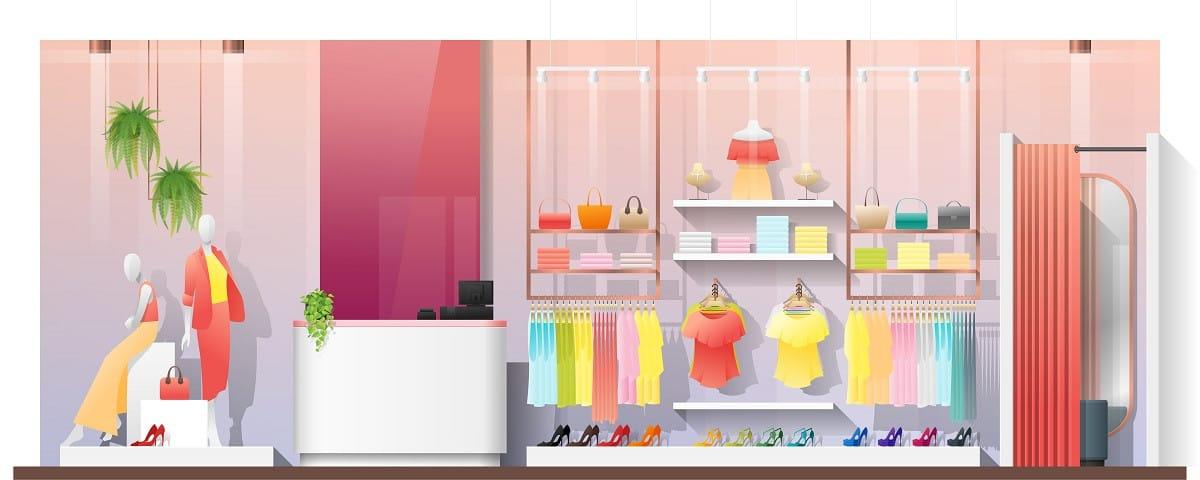 regole di base del visual merchandising italian design institute