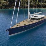 v100 vismara yacht design italian design institute