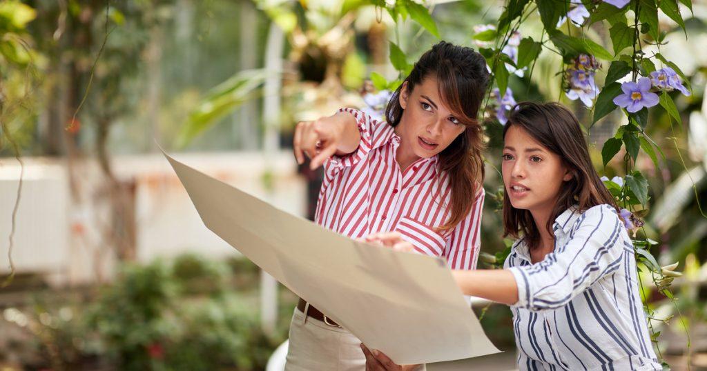 Il Garden Designer l'esperto che fa rifiorire la tua casa - IDI